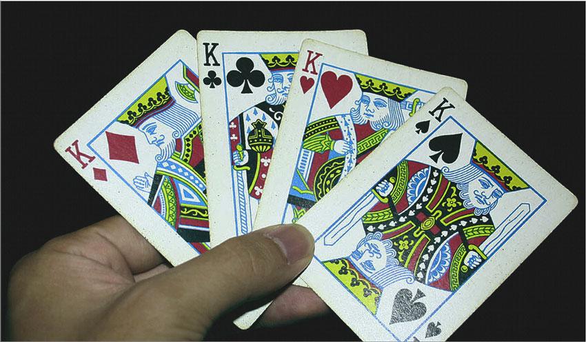 Count Cards in Blackjack