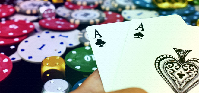 essence of the poker — betting