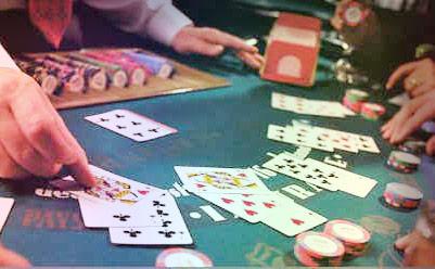 blackjack gameplay